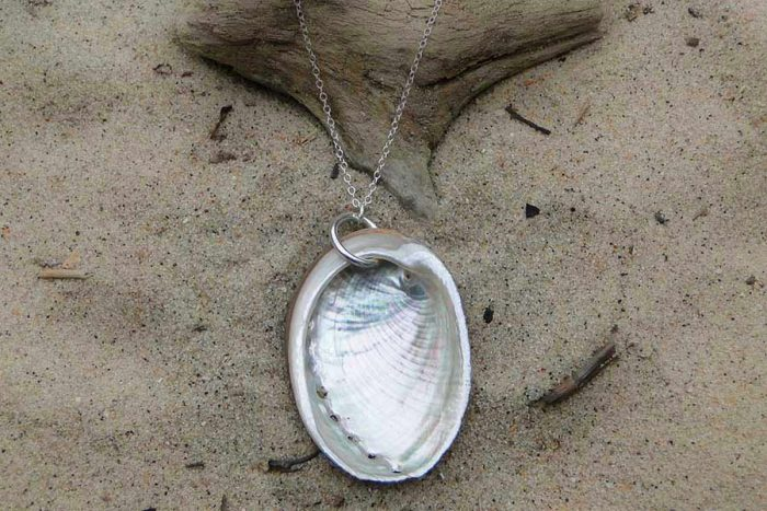 from the sea necklace