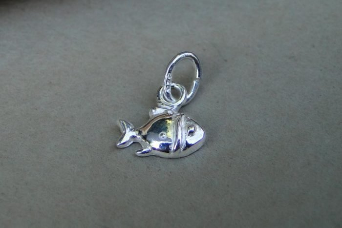 Sterling-Silver-Fish-Charm