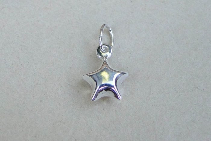 Little-Star-Sterling-Silver-Charm