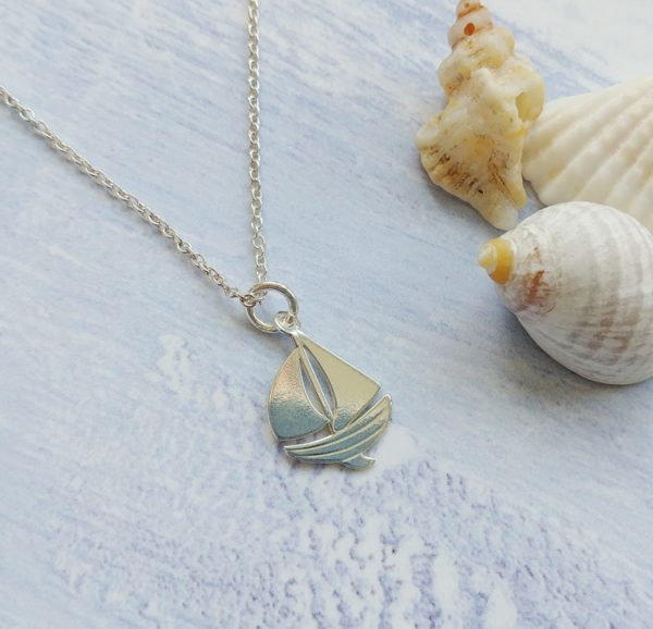 sail away with me necklace