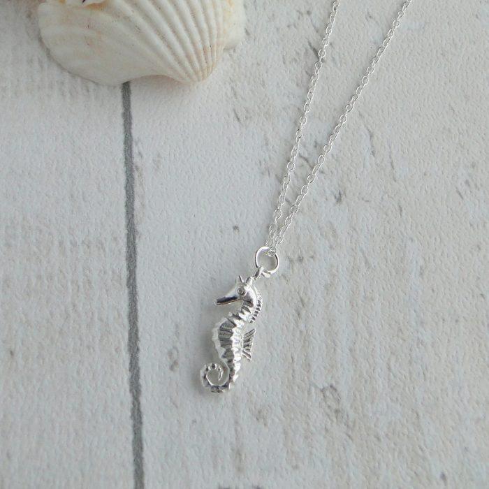 silver seahorse.s