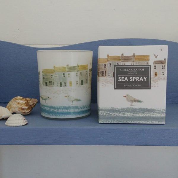 sea spray candle