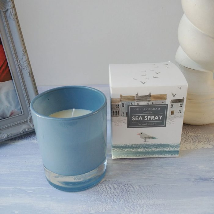sea spray scented candle