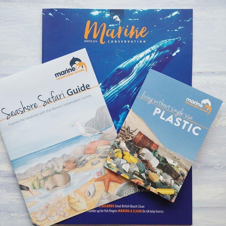 Marine Society Fact Sheets
