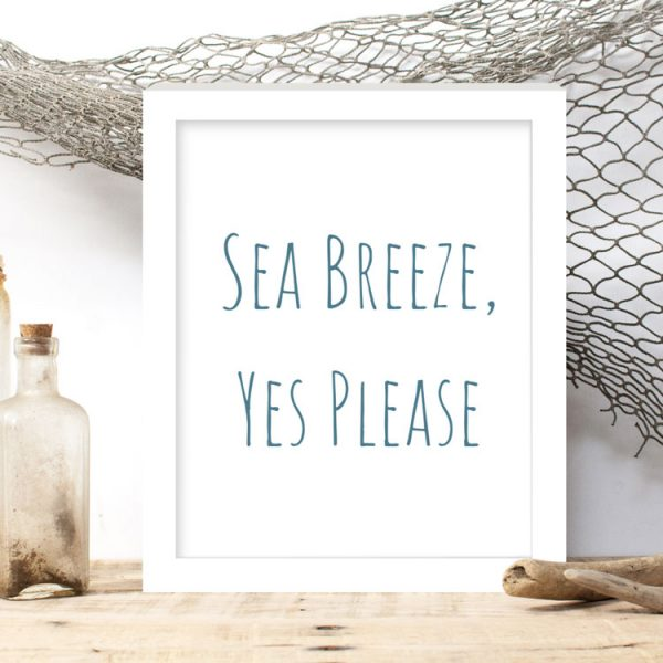 sea breeze yes please print