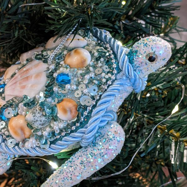 christmas turtle tree decoration
