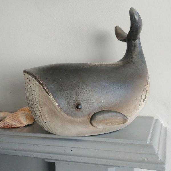 wayne the whale decoration