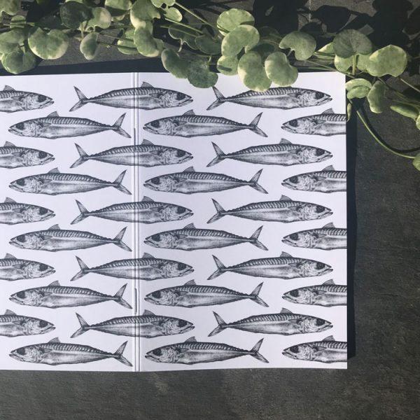 mackerel notebook