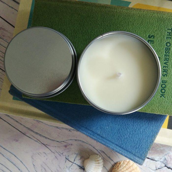 vitamin sea sea spray candle